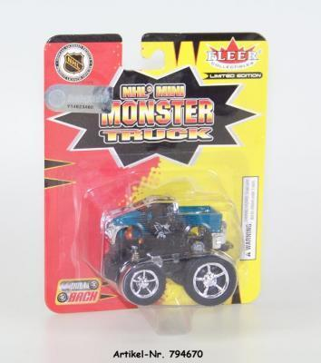 NHL Mini Monster Truck San Jose Sharks