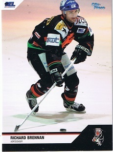 DEL 2004/2005  Richard Brennan Augsburger Panther
