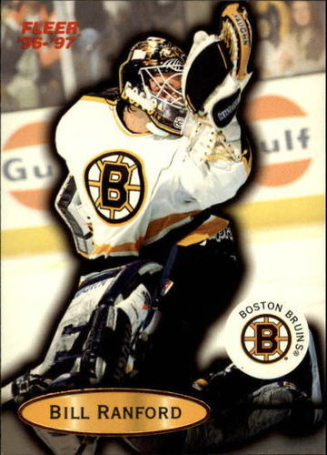 Playerkarte B. Ranford  Fleer 96/97 Bosten