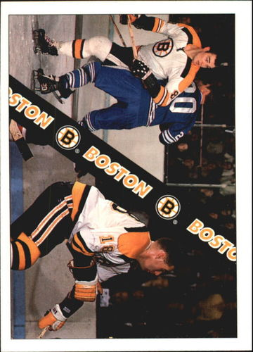 1991-92 ULTIMATE ORIGINAL SIX #4 BOSTON