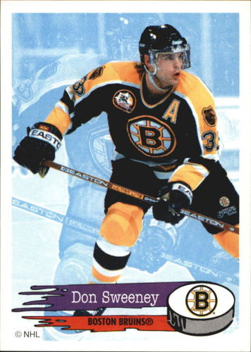 1995-96 PANINI STICKERS #11 DON SWEENEY