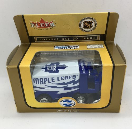 Fleer Zamboni Eismaschine Toronto Maple Leafs 2004