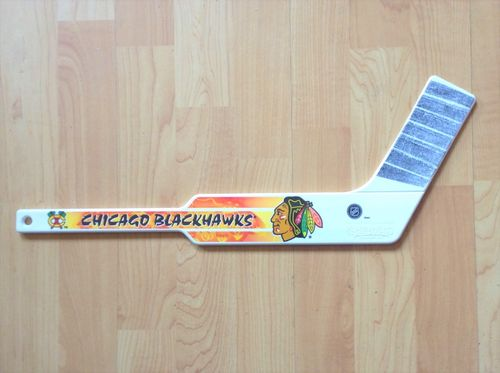 NHL Chicago Blackhawks Goalie Team Stick