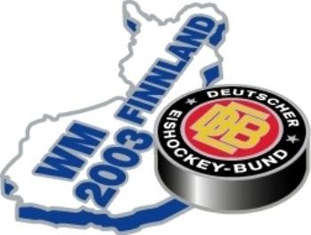DEB Eishockeypin Finland 2003