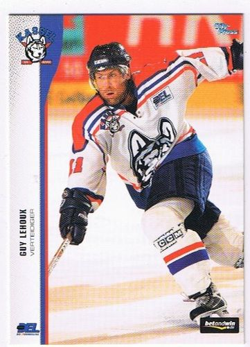 DEL 2005/06 Guy Lehoux Kassel Huskies