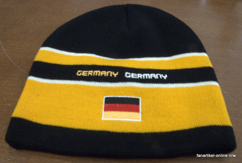 Beanie Germany Fan Cap one size
