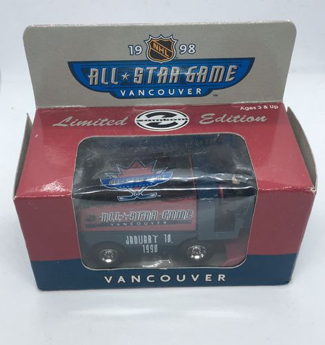 Zamboni Eismaschine 1998 All Star Game Vancouver