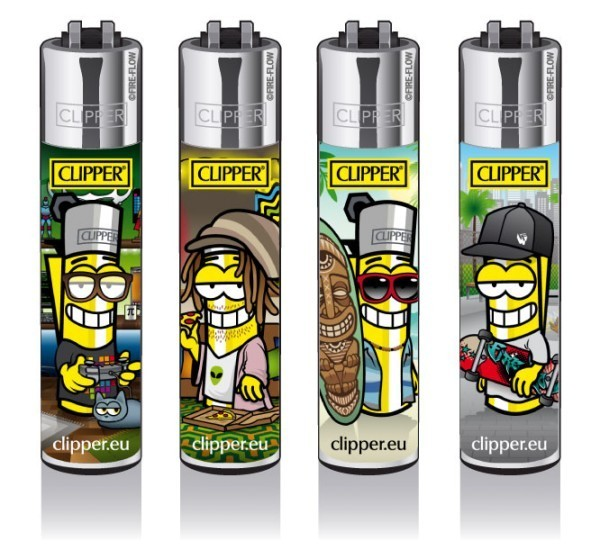 Clipper® Man Subcultures