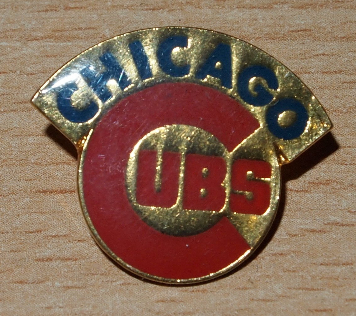 Logopin Chicago Cubs