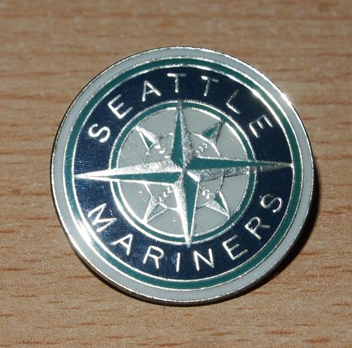 Logopin Seattle Mariners