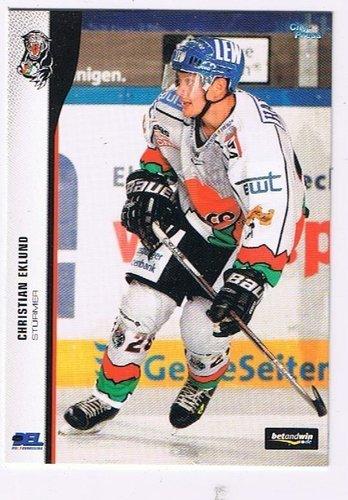 DEL 2005/06 Christian Eklund Augsburger Panther