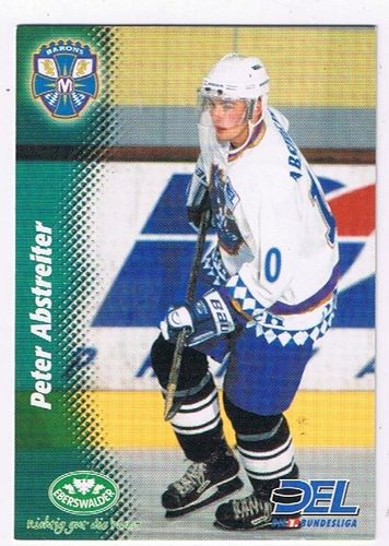 DEL 1999/00 Peter Abstreiter München Barons