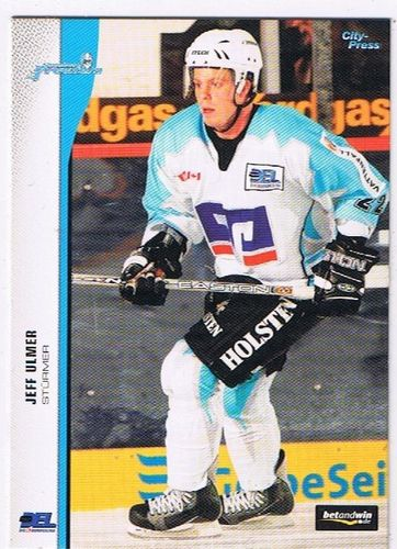 DEL 2005/06 Jeff Ulmer Hamburg Freezers