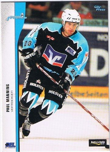 DEL 2005/06 Paul Manning Hamburg Freezers