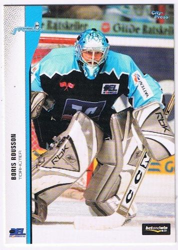 DEL 2005/06 Boris Rousson Hamburg Freezers