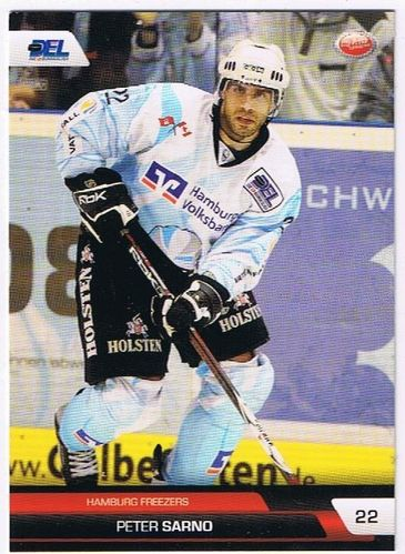 DEL 2008/2009 Peter Sarano Hamburg Freezers