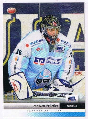 DEL 2007/2008 Jean-Marc Pelletier Hamburg Freezers