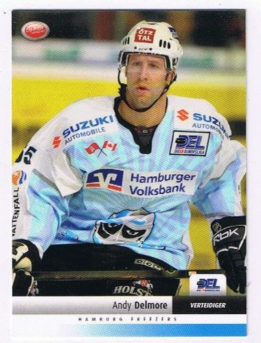 DEL 2007/2008 Andy Delmore Hamburg Freezers
