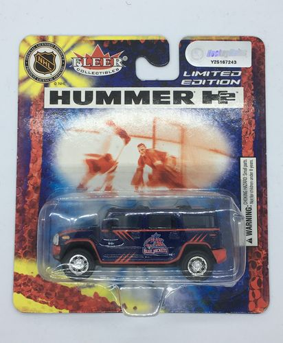 Fleer 2004/2005 Hummer H2 Columbus Blue Jackets