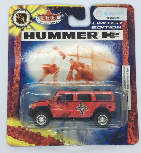 Fleer 2004/2005 Hummer H2 Florida Panthers
